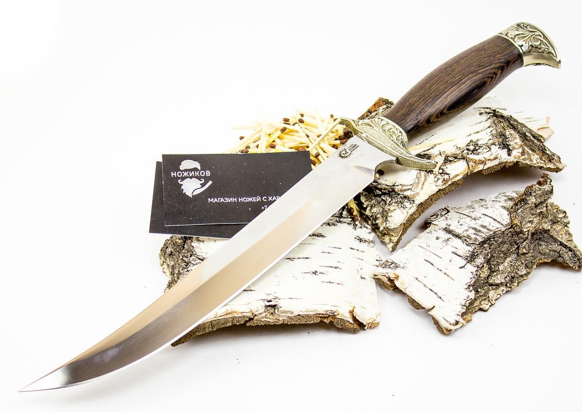 Фото 3 - Нож Шайтан, кованая сталь Х12МФ от Кузница Семина