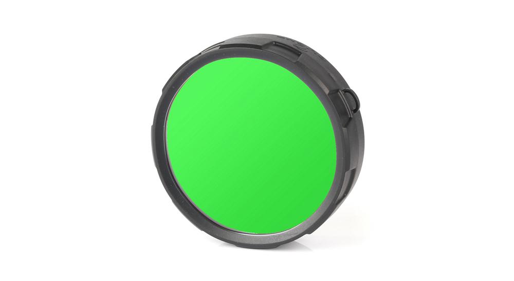 Светофильтр OLIGHT FM21-G, зеленый olight fm21 blue filter for m21x l2 warrior m22 warrior s80 baton r40 seeker