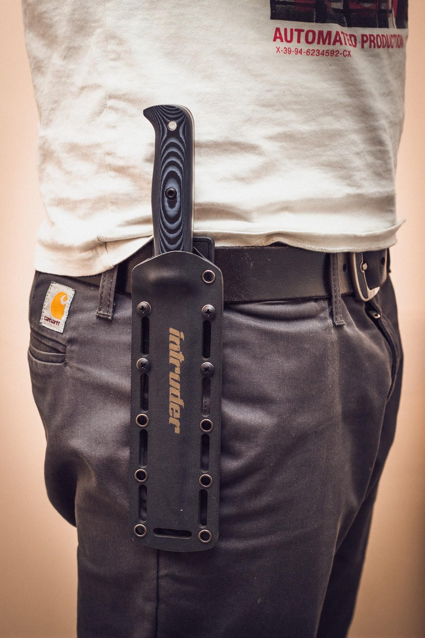 Тактический нож Intruder D2 SW, Кизляр