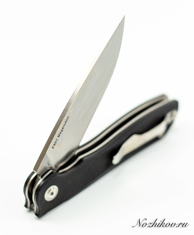 Фото 9 - Складной нож Megalodon от Realsteel