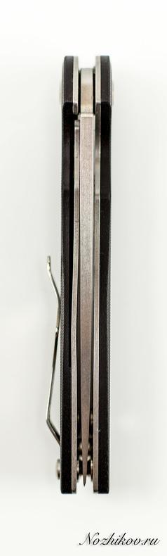Фото 10 - Складной нож Megalodon от Realsteel