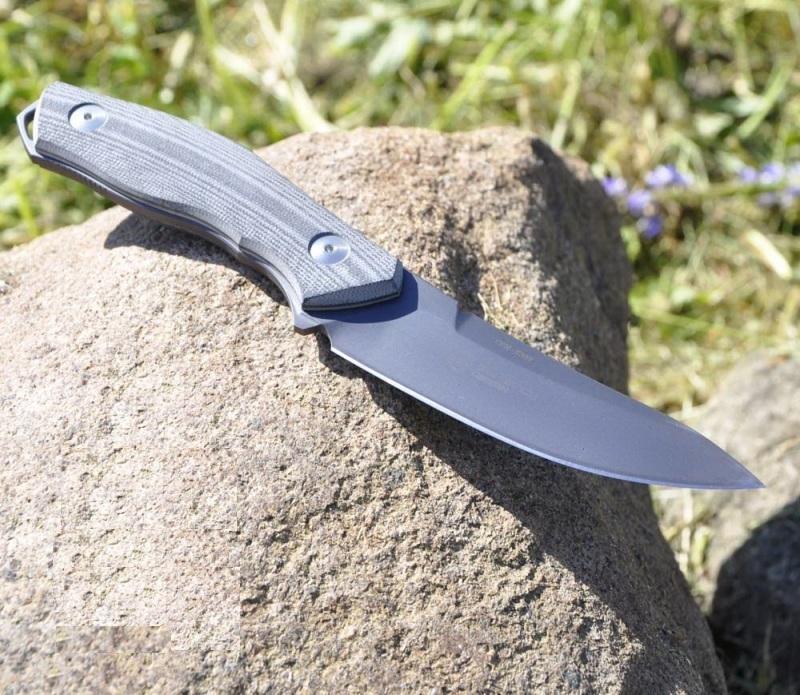 Нож складной C.U.T. Flipper, Black/Gray G-10 Scales, PVD - Coated Crucible CPM® S30V™, Dmitry Sinkevich (SiDiS) Design 9.3 см.Бренды ножей<br>Нож складной C.U.T. Flipper, Black/Gray G-10 Scales, PVD - Coated Crucible CPM® S30V™, Dmitry Sinkevich (SiDiS) Design 9.3 см.<br>