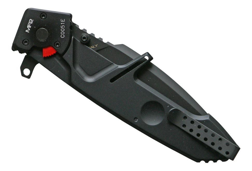 Фото 3 - Складной нож Extrema Ratio MF2 Black, сталь N690, рукоять алюминий