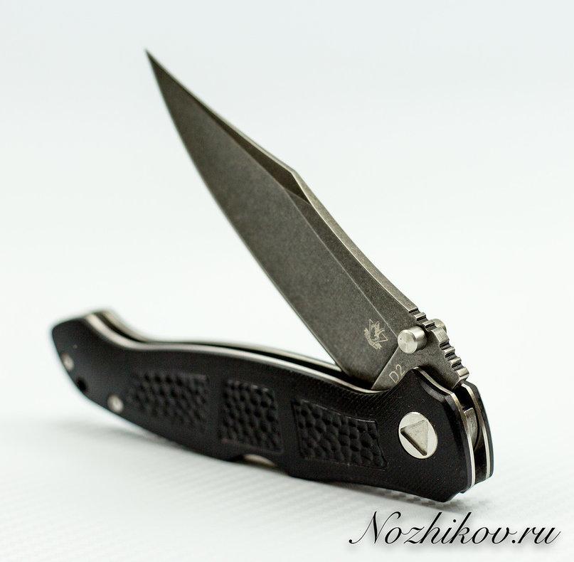 Фото 3 - Складной нож Брат 4, D2 от Steelclaw