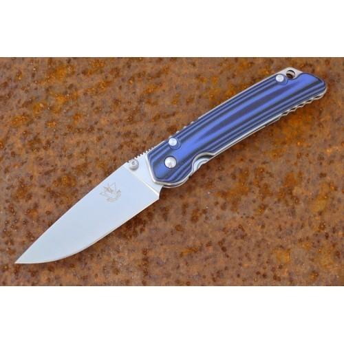 Нож складной JIN06Раскладные ножи<br>марка стали :9Cr18MoV твердость HRC57-58длина общая:222ммдлина клинка:94ммширина клинка наибольшая:28ммтолщина обуха:4ммвес:169 гртип замка:liner lock<br>