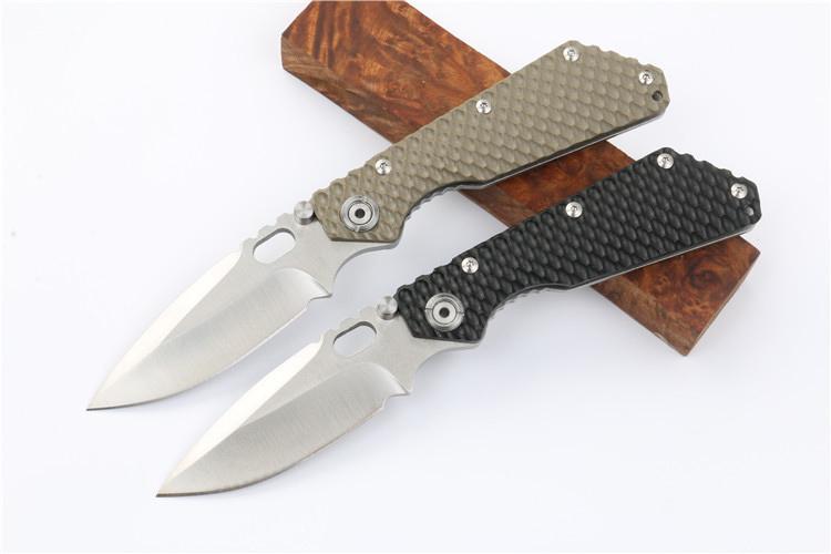 Фото - Складной нож Strider Replika