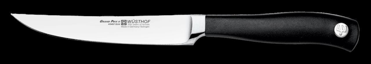 Нож для стейка Grand Prix II 4048, 120 мм от Wuesthof