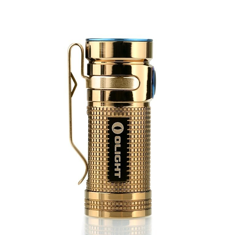 Фонарь Olight S Mini CU Rose Gold vicor module vi 262 cu