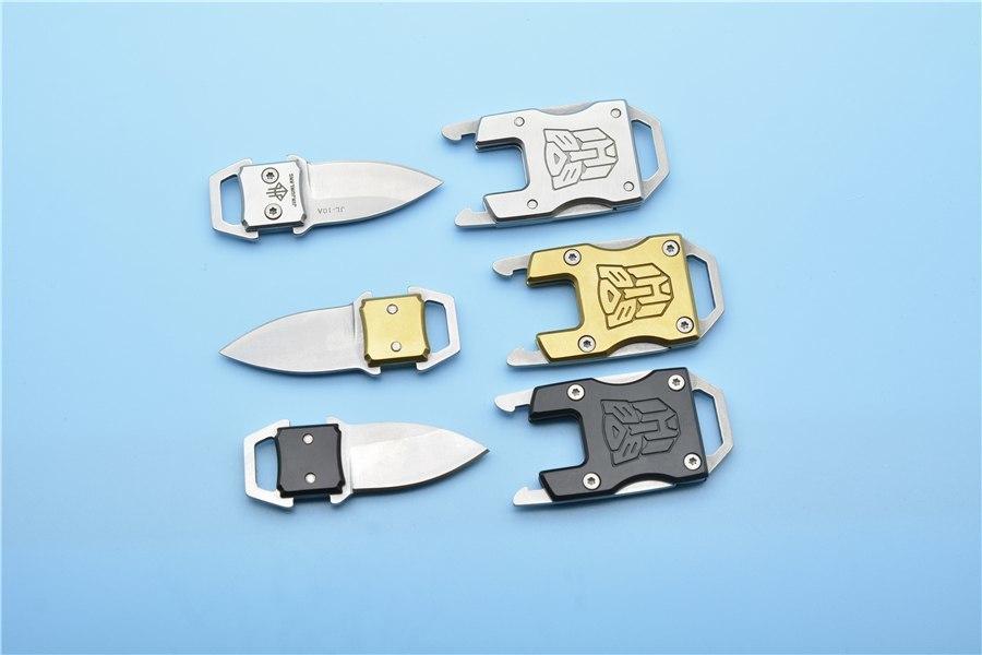Фото 5 - Шейный нож Prime Gold от Noname