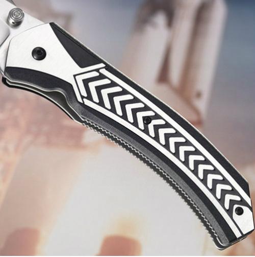 Фото 3 - Полуавтоматический складной нож Lift Off от CRKT