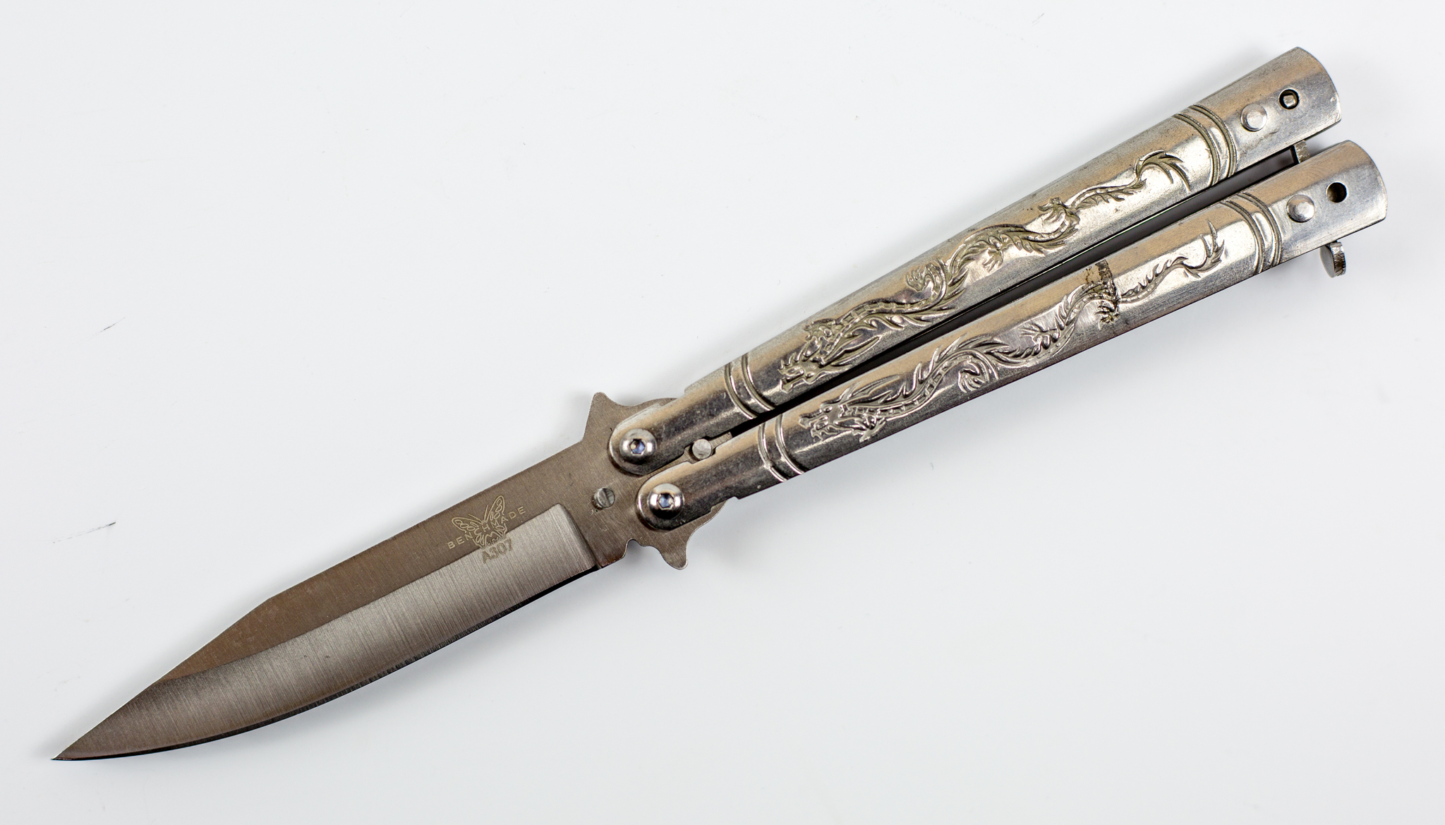 Нож-бабочка (балисонг) Драго
