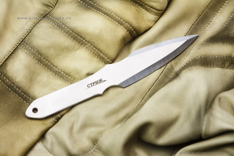 Фото 2 - Метательный нож Стриж, Kizlyar Supreme