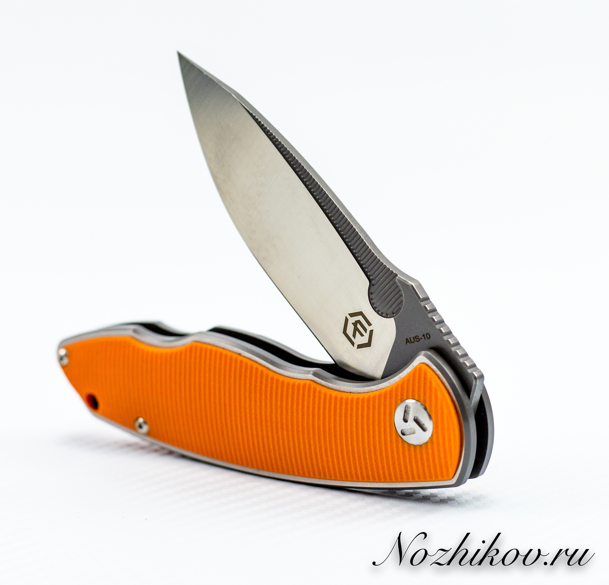 Складной нож Bestech Factor Equipment Hardened Orange от Bestech Knives