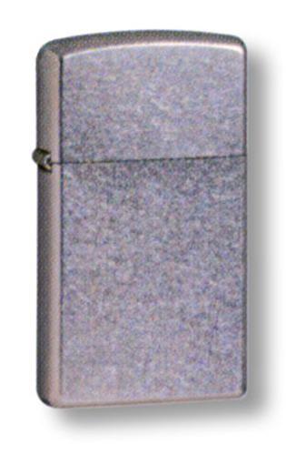 Зажигалка ZIPPO Street Chrome, латунь с никеле-хромовым покрытием, серебристый, матовая, 30х10x55 ммЗажигалки Zippo<br>Зажигалка ZIPPO Street Chrome, латунь с никеле-хромовым покрытием, серебряный, матовая, 30х10x55 мм<br>