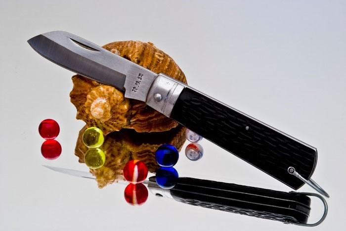 Фото - Складной нож TopMan Japan-Warikomi ,пластик, SK5