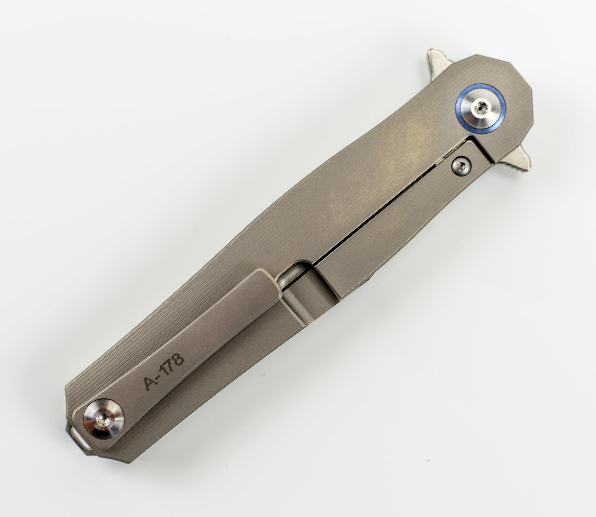 Фото 11 - Складной нож CH3505 сталь S35VN от ch outdoor knife