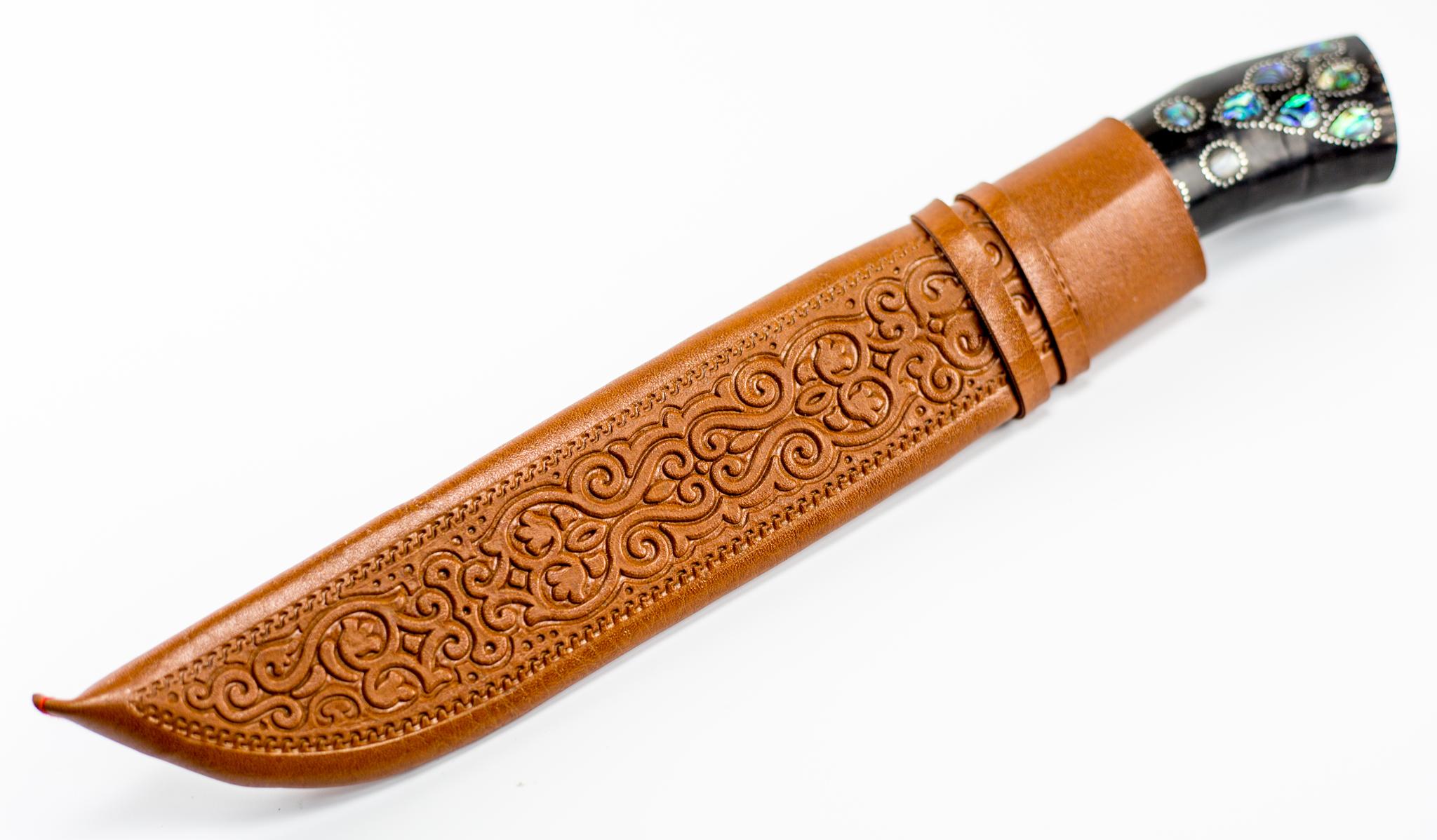 Фото 3 - Узбекский нож пчак Бекабад