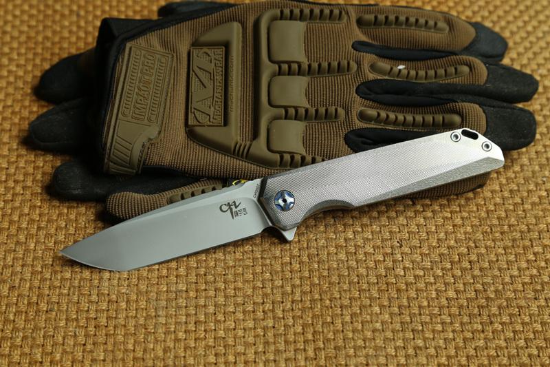 Складной нож CH3507, сталь M390 от ch outdoor knife