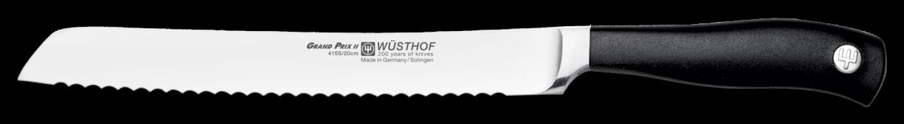 Фото - Нож для злеба Grand Prix II 4155, 200 мм от Wuesthof