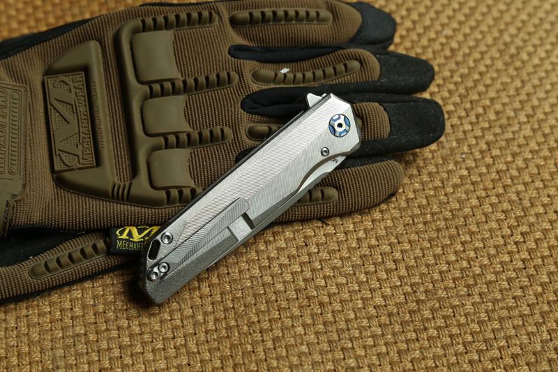 Складной нож CH3507, сталь M390