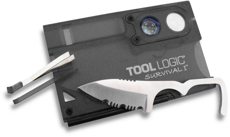 Швейцарская карта SOG Tool Logic Survival Card