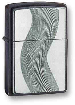 Зажигалка ZIPPO Black Ice, латунь с никеле-хромовым покрыт., серебр.,глянц.,36х56х12ммЗажигалки Zippo<br>Зажигалка ZIPPO Black Ice, латунь с никеле-хромовым покрытием, серебряный, глянцевая, 36х56х12 мм<br>