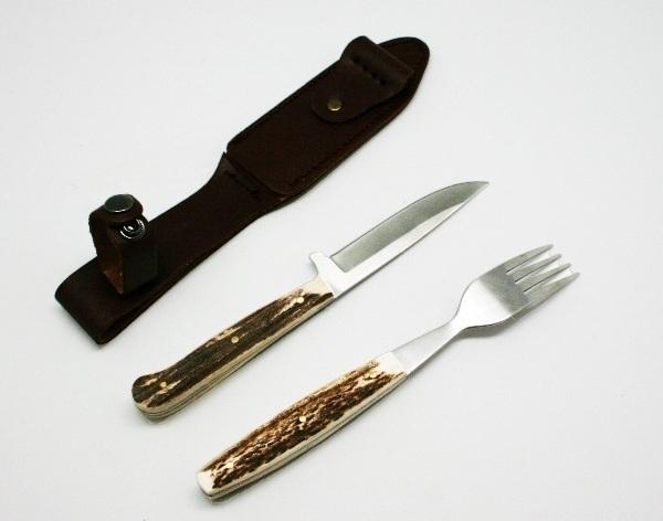 Набор приборов Эстет (нож и вилка)