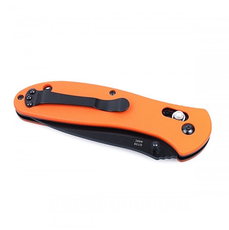 Нож Ganzo G7393, оранжевый