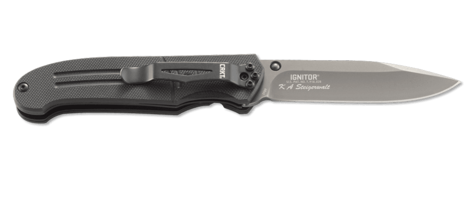 Полуавтоматический складной нож Ignitor T складной нож t f rescue red