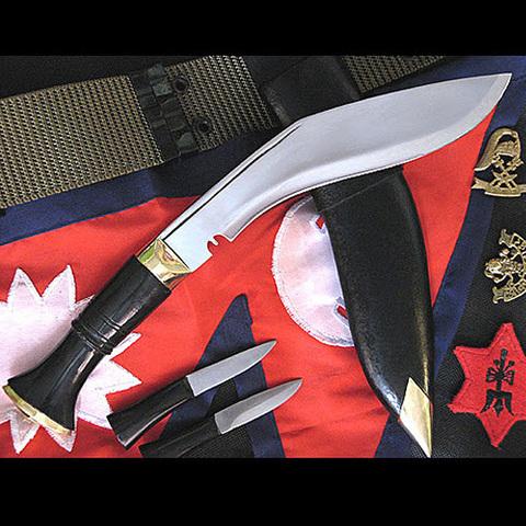 Кукри Непальской Армии - Nozhikov.ru