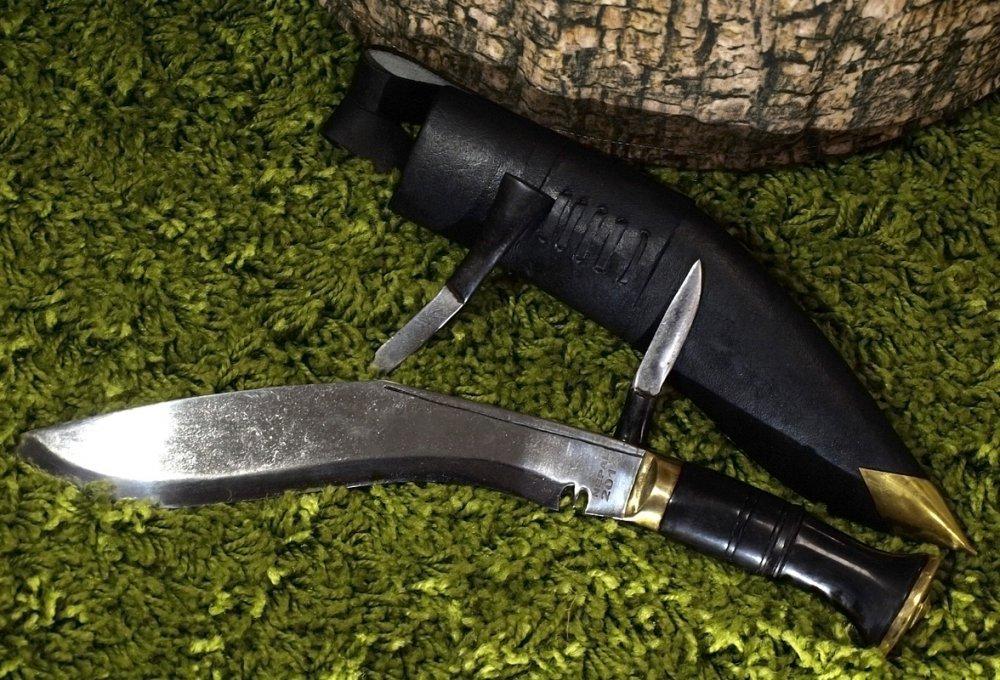 """Кукри Непальской Армии от Магазин ножей """"Ножиков"""""""