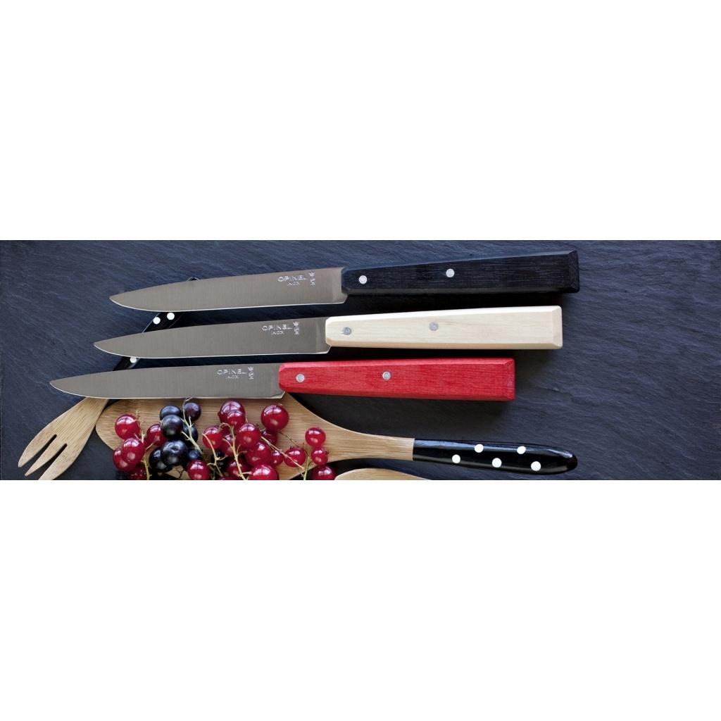 """Набор столовых ножей Opinel №125 VRI South Spirit из 4-х штук от Магазин ножей """"Ножиков"""""""