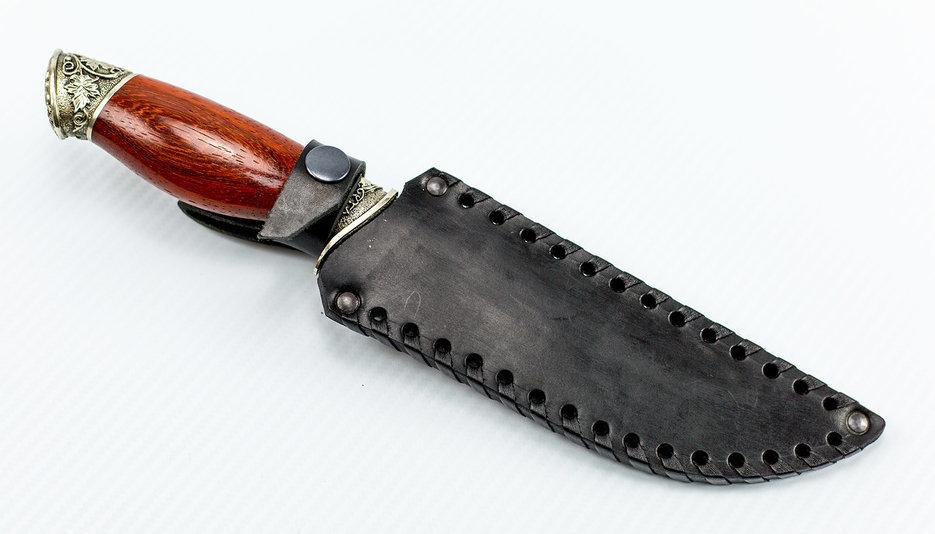 Фото 12 - Авторский Нож из Дамаска №25, Кизляр от Noname