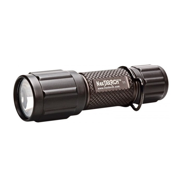 Фонарь светодиодный NexTorch T1 фонарь светодиодный nextorch mytorch aa