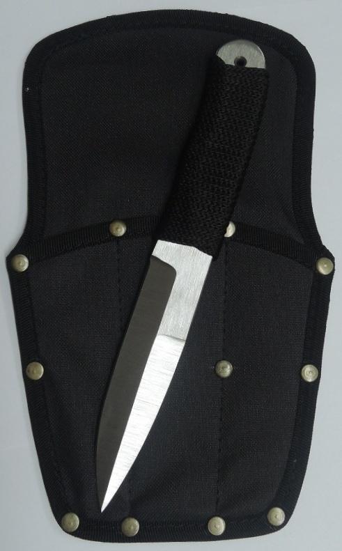 Фото - Набор метательных ножей из 3-ех штук