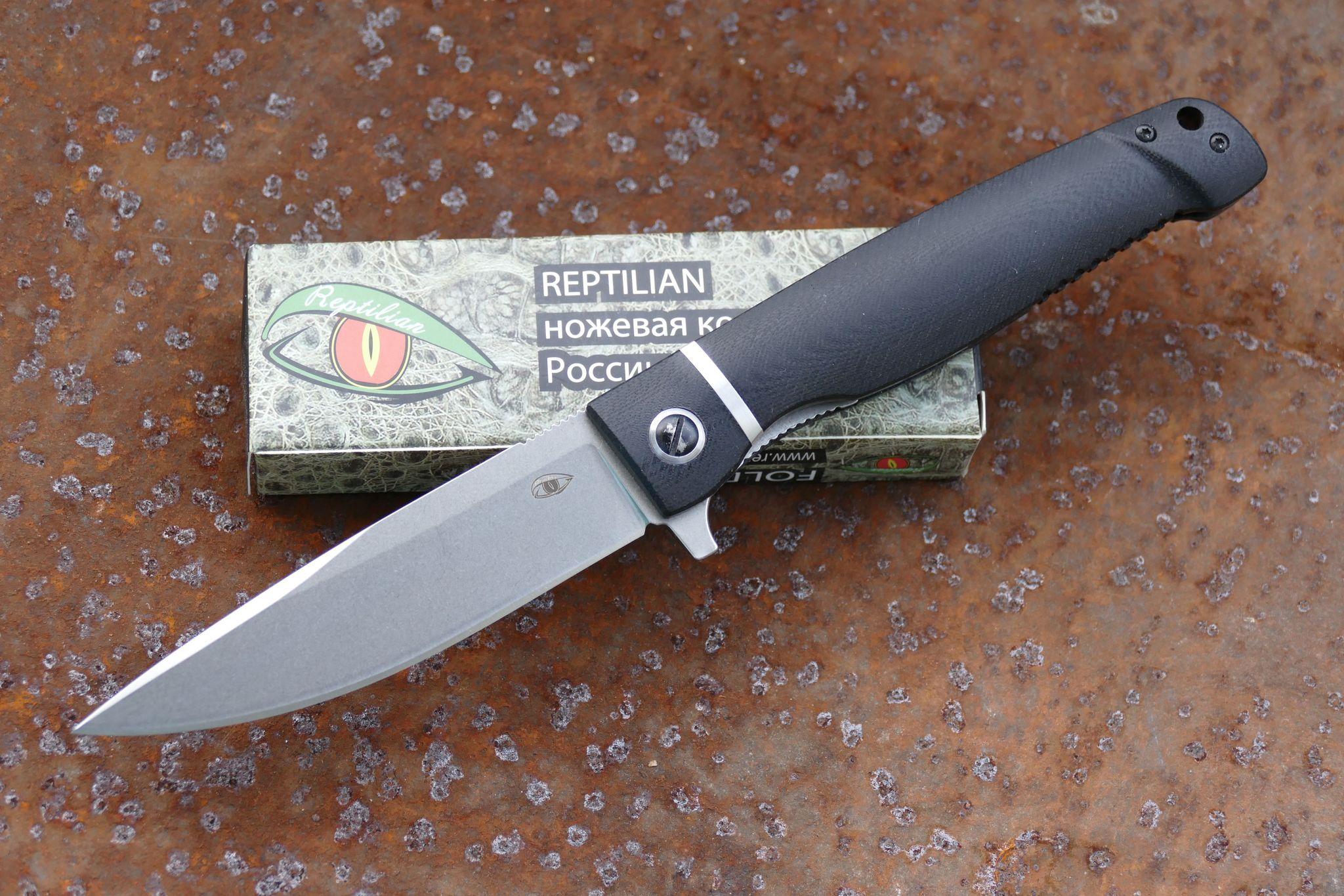 Складной нож Карат 3 от Reptilian