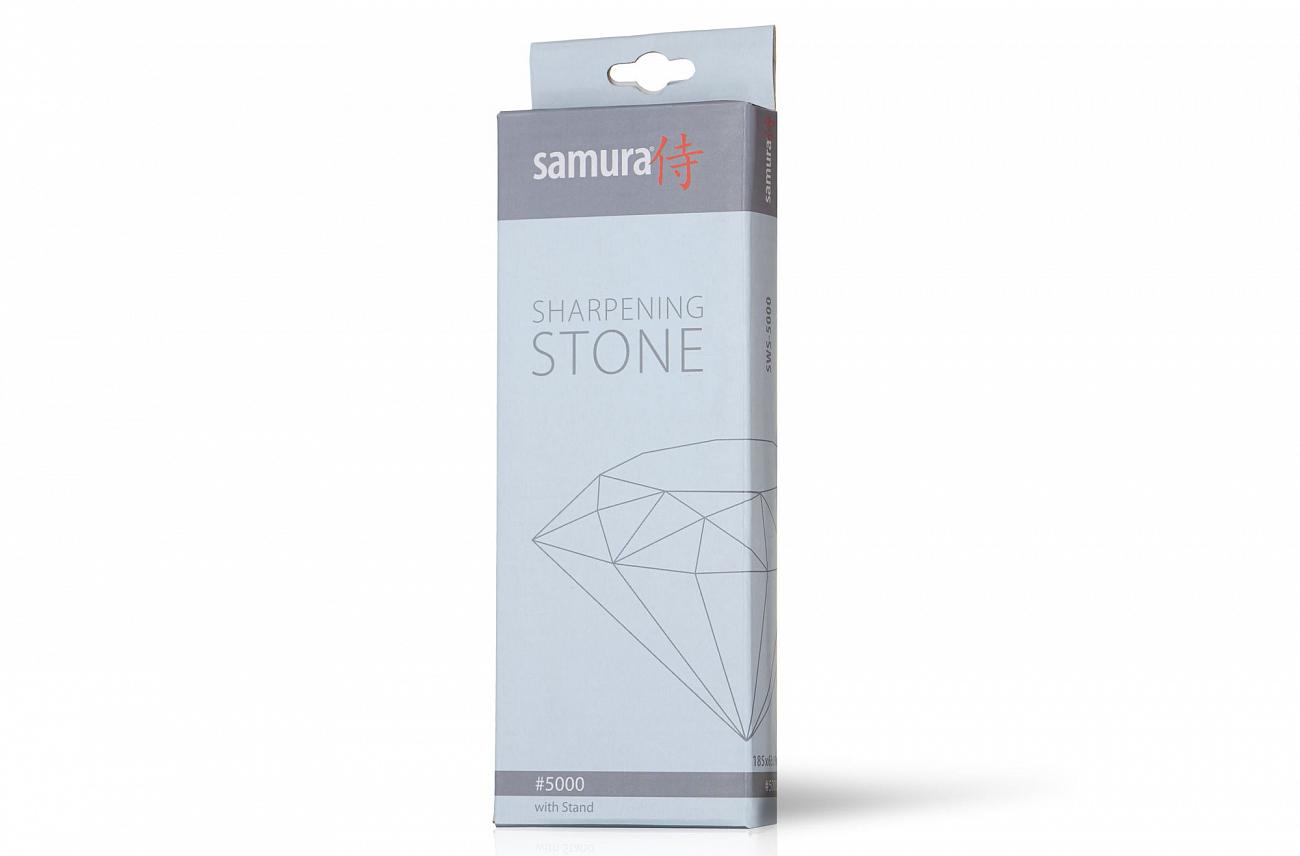 Фото 2 - Камень точильный Samura водный однослойный #5000, SWS-5000