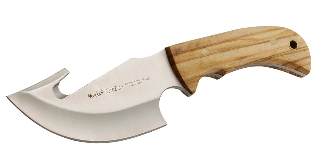 Нож с фиксированным клинком Grizzly 12.OL 12.0 см.Охотнику<br>Нож с фиксированным клинком Grizzly 12.OL 12.0 см.<br>