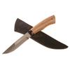 Универсальный нож Акула, кованая сталь - Nozhikov.ru