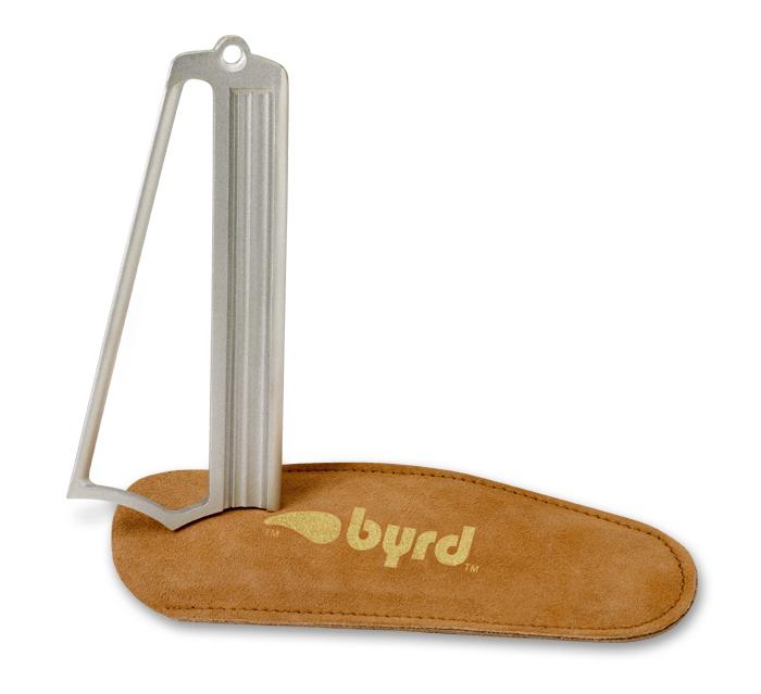 Точилка Byrd Duckfoot Diamond Sharpener точилка buck edgetek dual steel diamond sharpener 6 5
