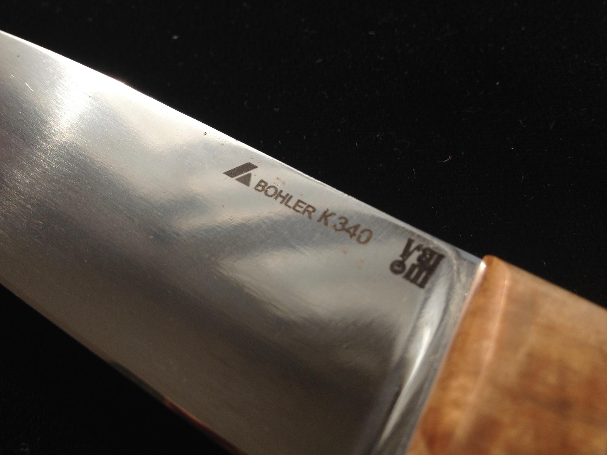 Нож: УМ-1 Мастерская Ульданова