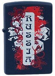 Зажигалка Russia (MP317365)Зажигалки Zippo<br>Зажигалка Russia (MP317365)<br>