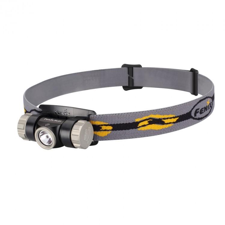 Налобный фонарь Fenix HL23 Cree XP-G2 R5, серыйБренды ножей<br>Fenix HL23 – это отлично защищенный от любых видов повреждений фонарь. При этом он еще и совсем небольшой, что позволяет включить данный прибор в список снаряжения для любого путешествия. Вес фонаря без учета аккумулятора составляет лишь 52 г. Габариты его корпуса – 71мм  38,9 мм  40 мм.<br>Основой оптической системы Fenix HL23 является светодиод Cree XP-G2 R5. Он принадлежит к числу наиболее современных полупроводниковых приборов и в состоянии проработать не менее 50000 ч. Яркость света, которую он обеспечивает, достигает 150 люмен.<br>Осветительное устройство работает в 3 режимах. Это режимы High (150 люмен), Mid (50 люмен) и Low (3 люмена). Наиболее экономный из них может использоваться в качестве ночного света в палатке, или чтобы осветить путь непосредственно под ногами. А самый яркий дает комфортный уровень света для решения большинства задач в темное время суток. Время работы Fenix HL23 в каждом из режимов яркости зависит от того, какой элемент питания установлен в его батарейный отсек. Это может быть Ni-MH аккумулятор формата АА или щелочная батарея такого же размера. Время работы от аккумулятора для режимов в порядке убывания яркости такое: 1 ч, 20 мин; 5 ч, 40 мин; 100 ч. А вот параметры работы от щелочной батареи: 1ч; 4 ч, 25 мин; 110 ч.<br>Независимо от типа элемента питания, в фонаре работает система защиты от короткого замыкания в случае переполюсовки батареи. Кроме того, в ходе разрядки батареи задействуется механизм цифровой стабилизации яркости.<br>Корпус фонаря – алюминиевый, с анодированием поверхности. Это наделяет его такими свойствами, как прочность, стойкость к коррозии и воздействию абразивов. Герметичность оболочки осветительного устройства соответствует стандарту ANSI IP68. Это самый высокий уровень защиты от воды и пыли. Fenix HL23 можно смело использовать при любой погоде и не переживать за его исправность после падения в лужу или грязь.<br>Особенности:<br><br>использование св