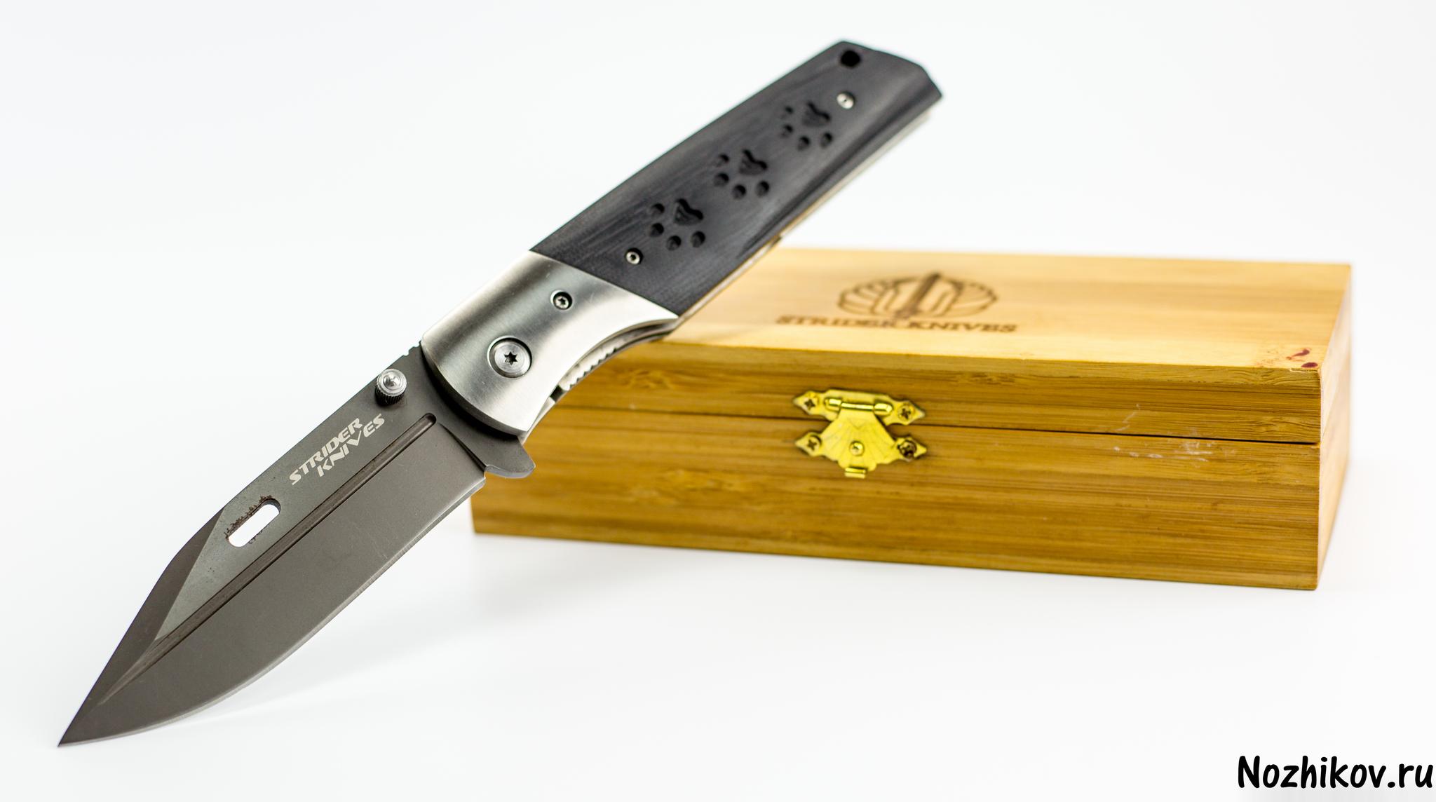 Складной нож Strider