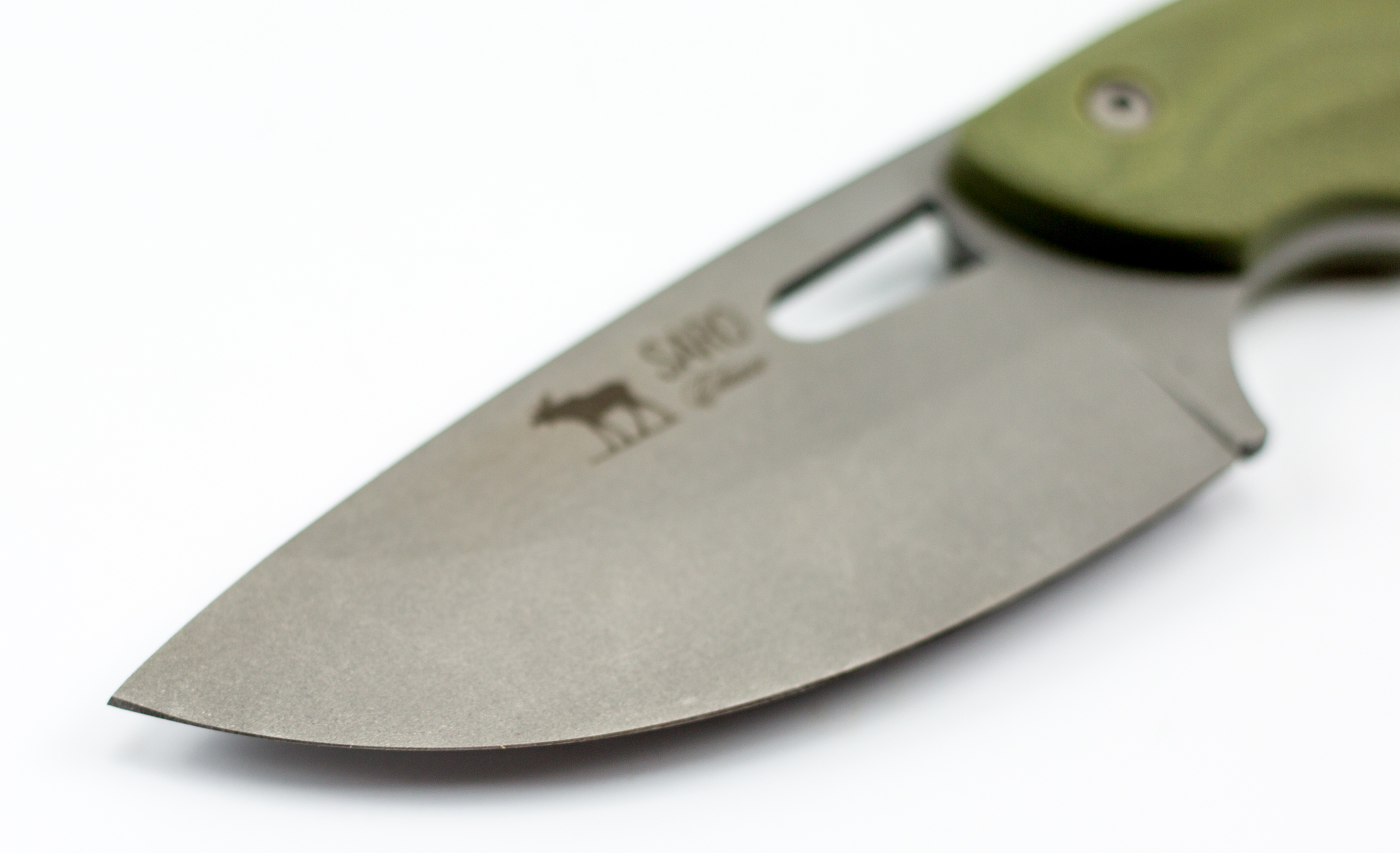 Фото 10 - Нож «Куница», хамелеон от САРО