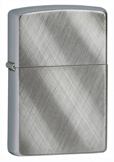 Зажигалка ZIPPO Classic с покрытием Brushed Chrome, латунь/сталь, серебристая, мат., 36x12x56 мм phasat 3108 1 chrome plated copper concealed shower mixer faucet silver