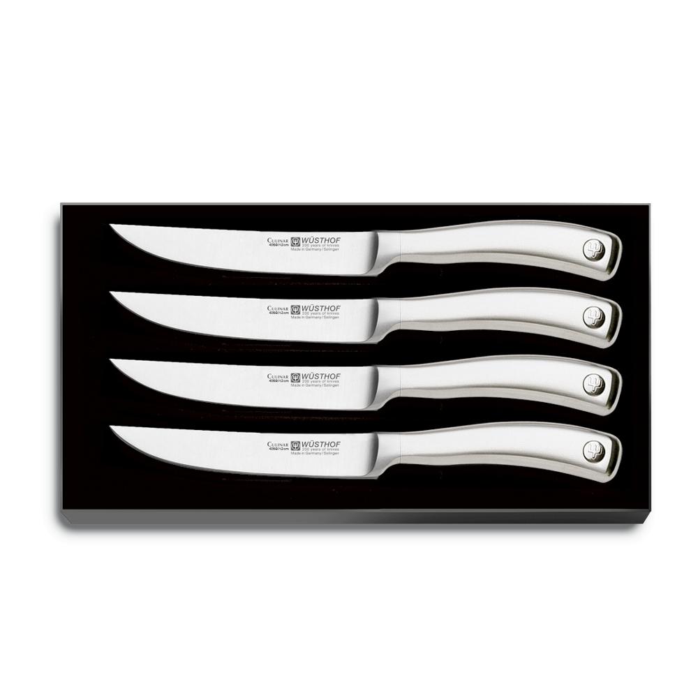 Набор кухонных ножей для стейка 4 шт. 9639, серия Culinar набор шпателей для выравнивания archimedes stabi 4 шт