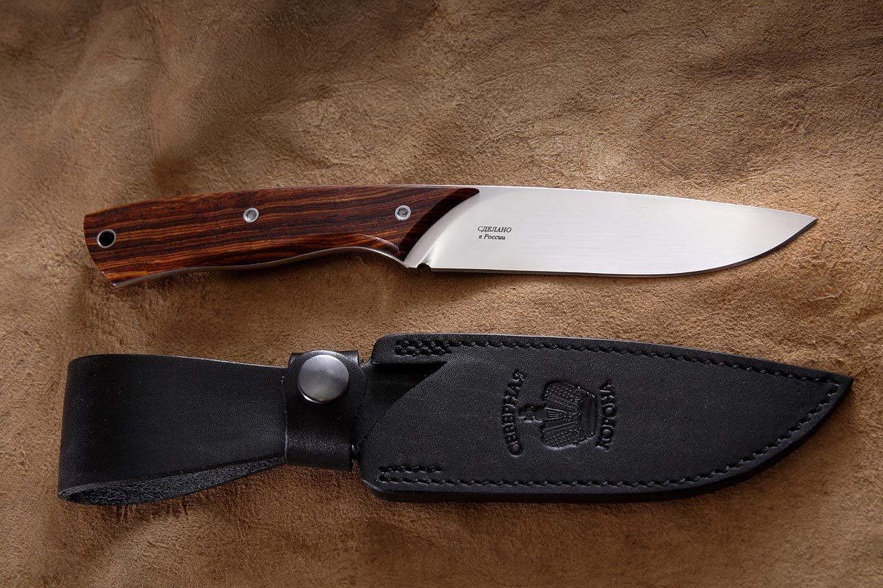 """Нож Лесной-1 от Магазин ножей """"Ножиков"""""""