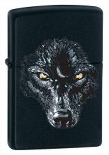 Зажигалка Black Wolf