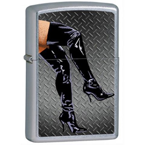 *Зажигалка Legs in boots